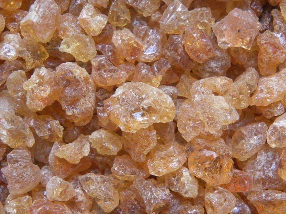 Acacia Senegal Gum for Skin