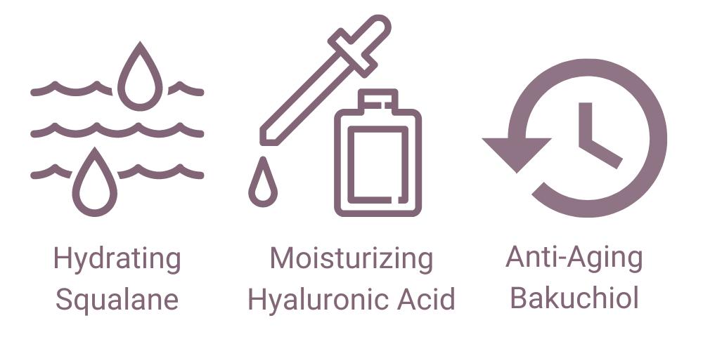 Biossance Squalane Phyto-Retinol Serum Ingredients
