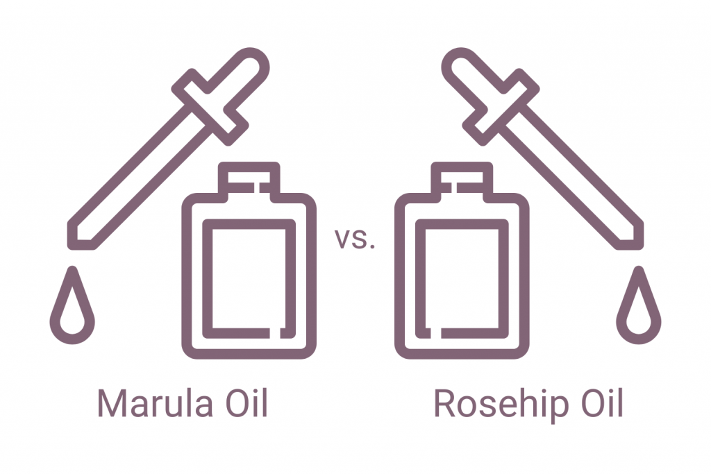 Marula Oil vs Rosehip Oil - Which is Better