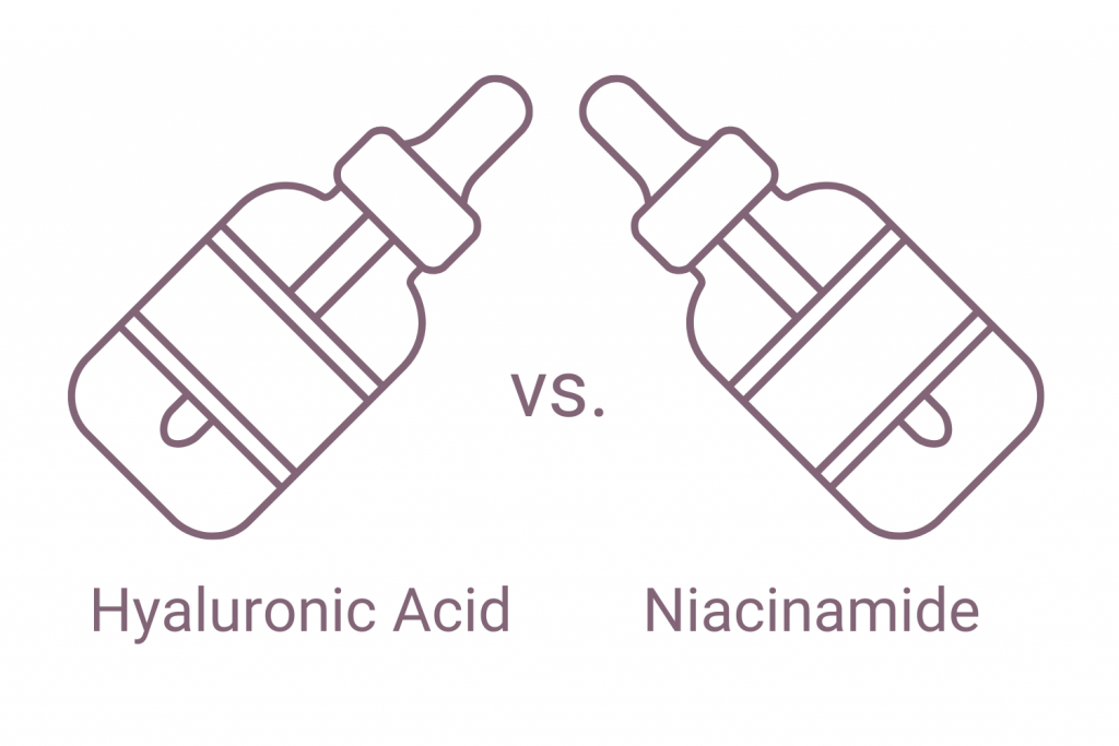 Hyaluronic Acid vs. Niacinamide – Which is Better