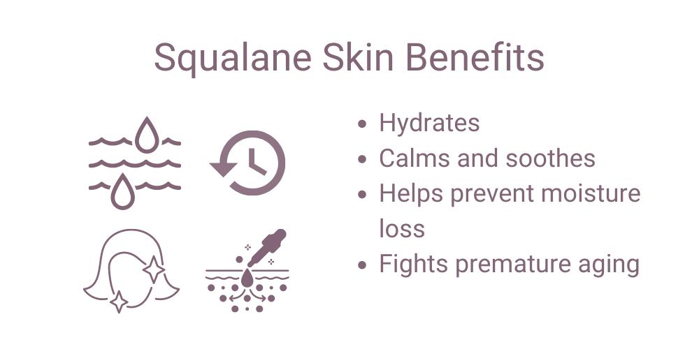 squalane oil skin benefits