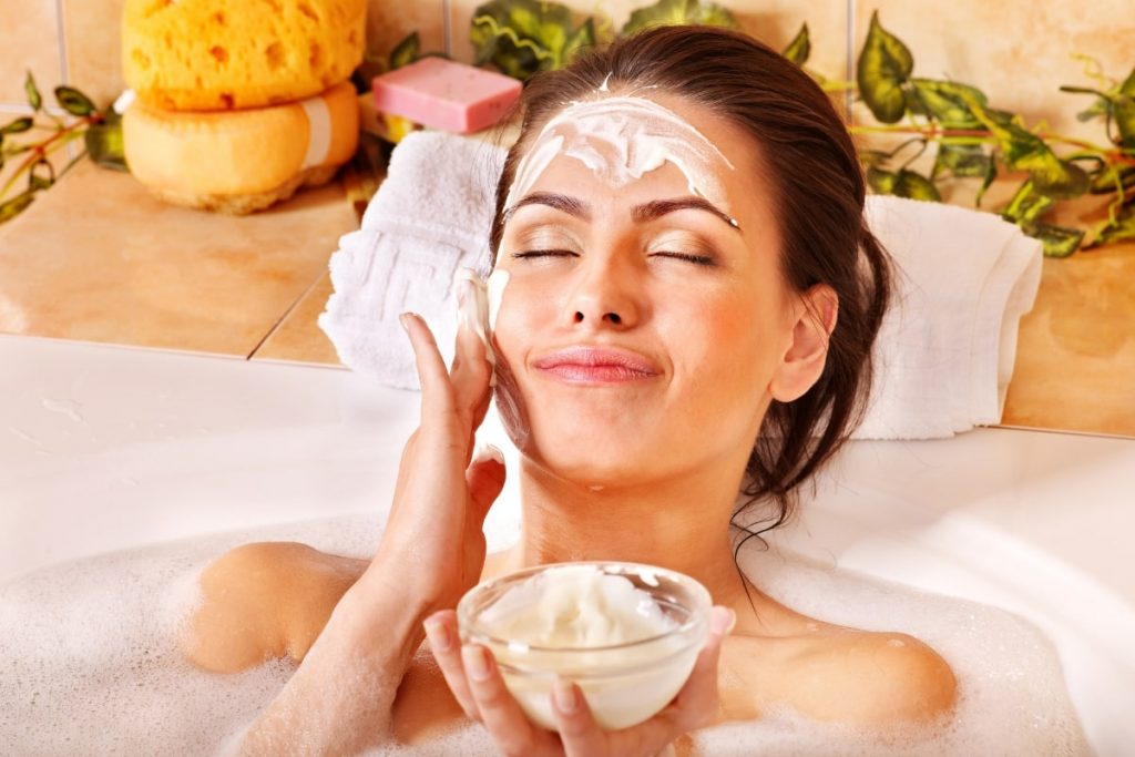 Sour Cream for Face - Top Skin Benefits
