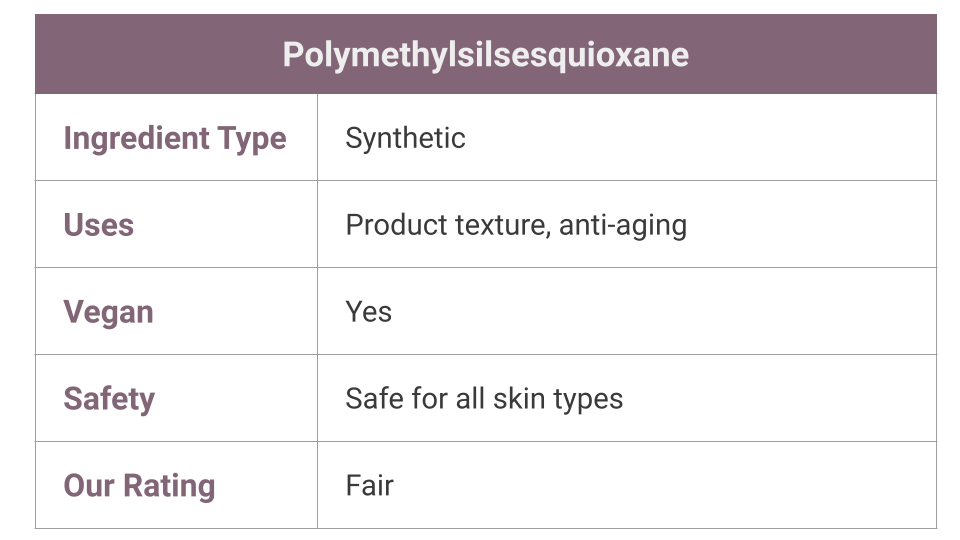 What is Polymethylsilsesquioxane?