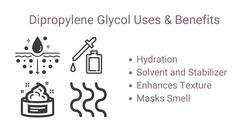 Dipropylene Glycol Benefits and Uses