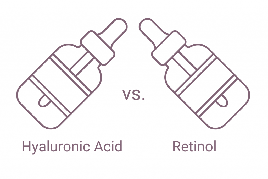 Hyaluronic Acid vs. Retinol – Which is Better